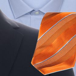Renk kombinasyonu: Lacivert-mavi-turuncu