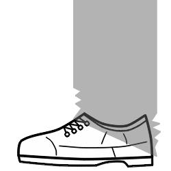 Hatalı pantolon paça boyu