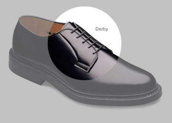 Ayakkabı modelleri - Derby