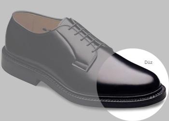 Ayakkabı modelleri - Düz burun