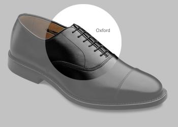 Ayakkabı modelleri - Oxford