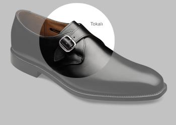 Ayakkabı modelleri - Tokalı