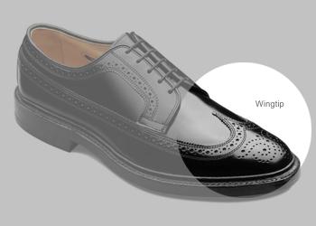 Ayakkabı modelleri - Wingtip