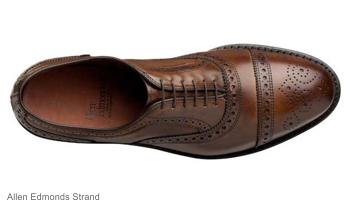 Kahverengi Ayakkabı - Allen Edmonds Strand