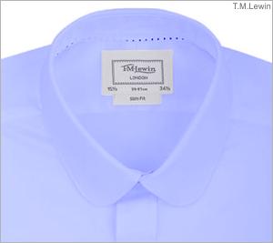 Gömlek - Yuvarlak Yaka