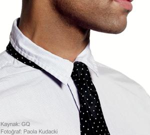 Gömlek Yakası Kötü Örnek