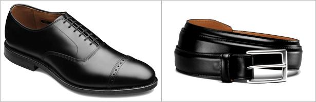 İş Görüşmesi - Ayakkabı, Kemer