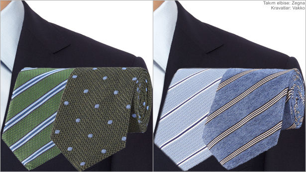 Renk Kombinasyonu - Lacivert, Mavi & Yeşil